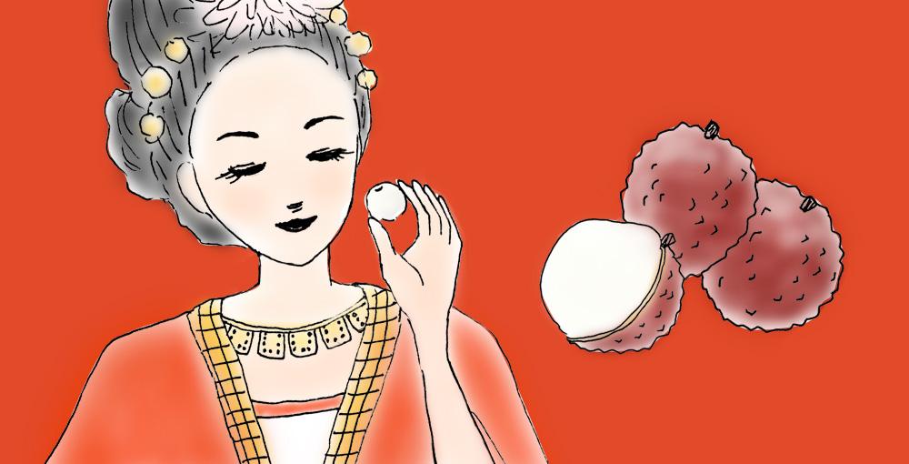 楊貴妃、美貌の秘訣
